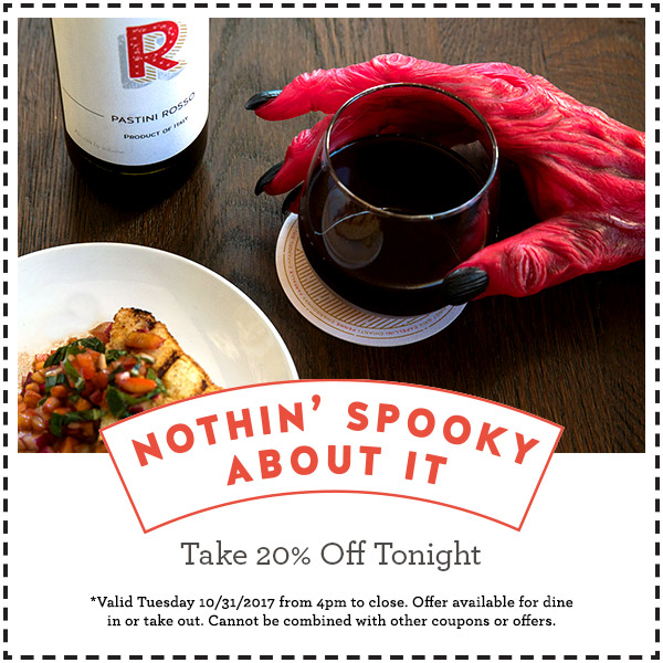 Take 20% Off Tonight