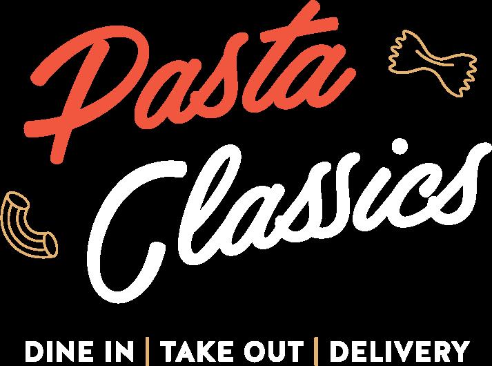 Pasta Classics at Pastini